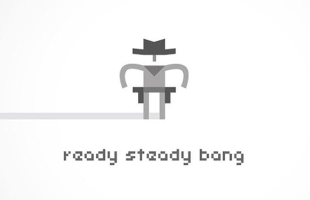 ready, steady, bang