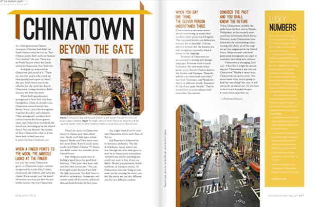 Stowaway magazine