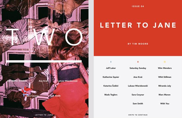 Letter to Jane magazine