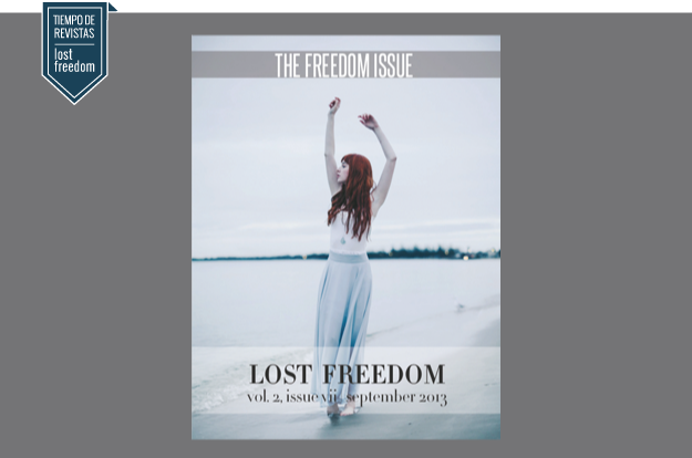 Lost Freedom magazine