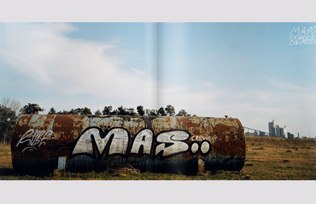 Graffito magazine
